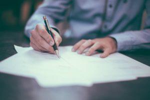 Wypowiedzenie dzierżawy powinno mieć formę pisemną.